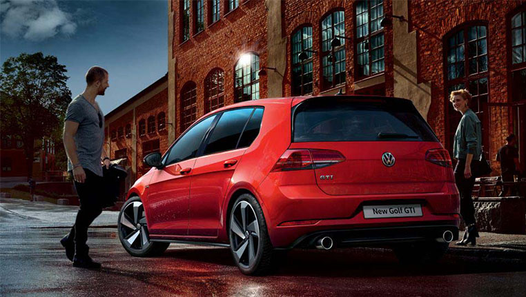 VW Golf | The New Golf Range is the most technologically
