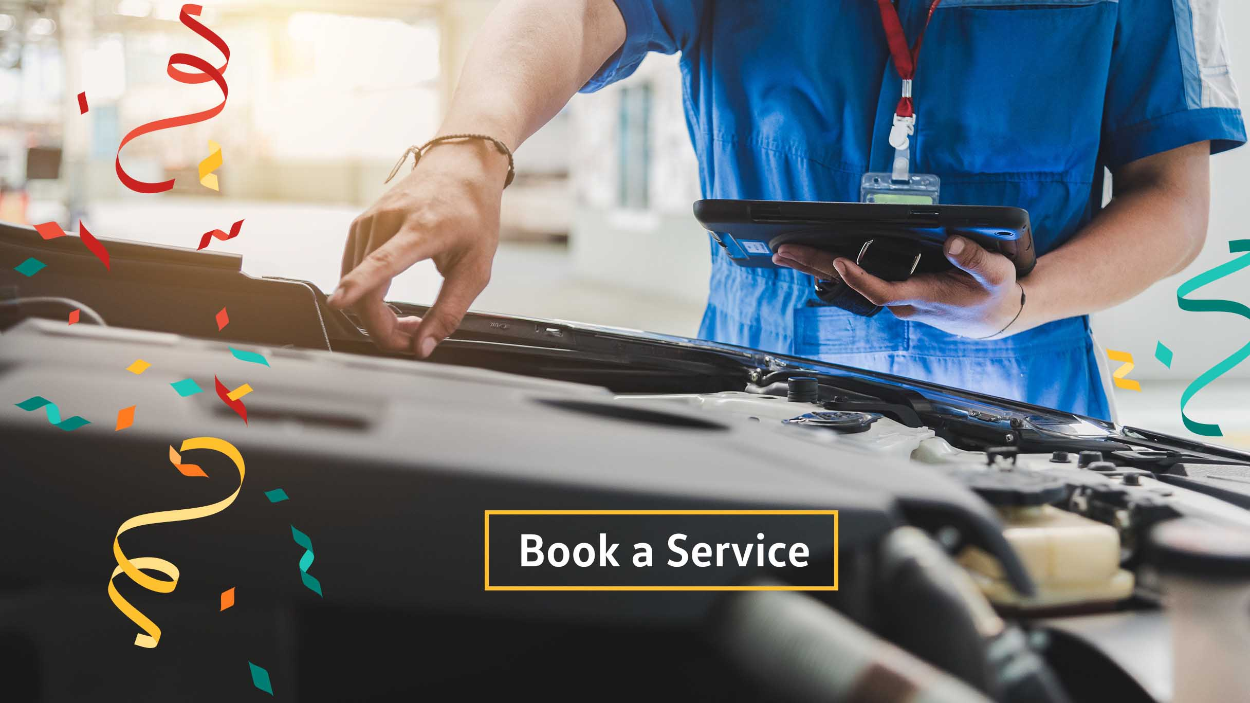 Book a service at Barons Bellville